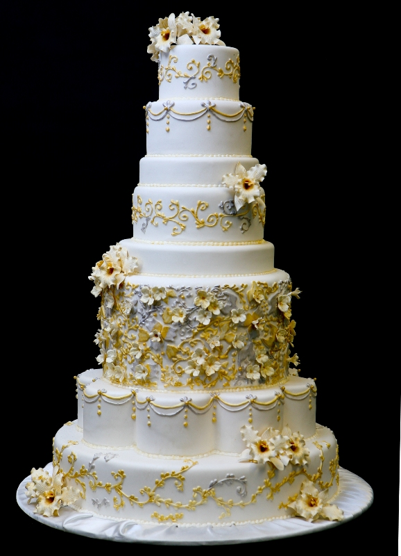 Bridal Cakes :: The Classic Gourmet